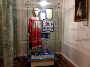 Крестьянский костюм калуга