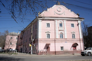 Дом №91 по улице Салтыкова-Щедрина калуга