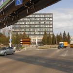 Дорожные указатели к объектам культурного наследия город Калуга