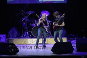 "Ксения Федулова на фестивале ""Мир гитары"" (2015 год) калуга"