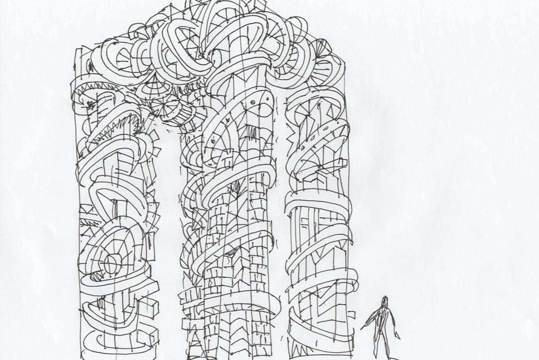 На «АРХСТОЯНИИ» — 2016 Николай Полисский представит арт-объект «Белые ворота»