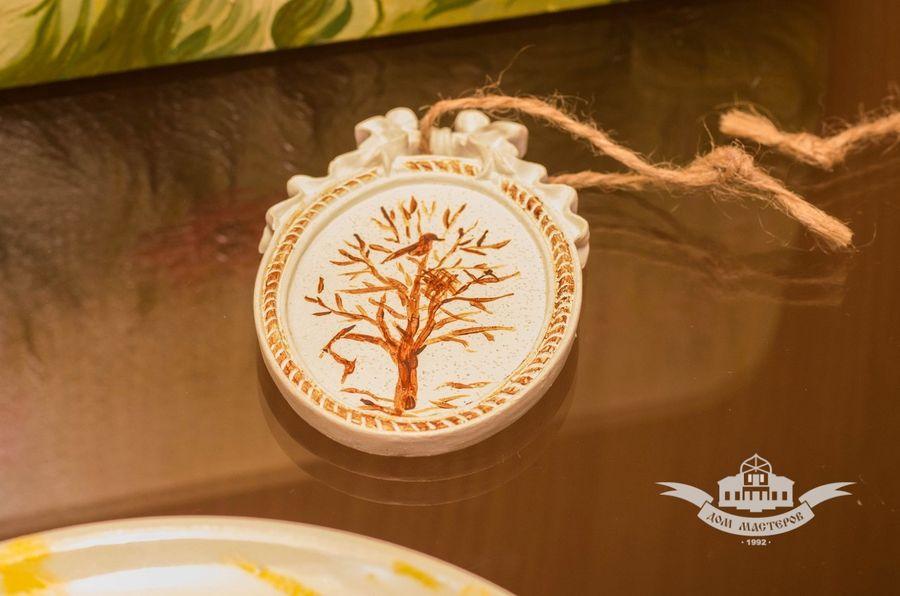 В Доме мастеров работает персональная выставка мастера декоративно-прикладного творчества Ольги Ивановой
