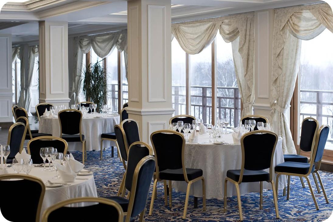 Салон штор «Тефи» представляет новую услугу для городских кафе и ресторанов