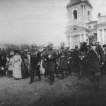Николай II в Калуге