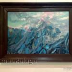 "А. И. Раффи. ""В горах Таджикистана"", 2015 год калуга"