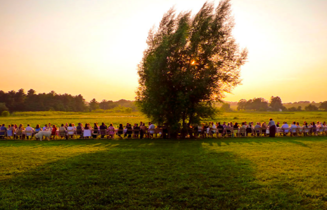 С 14 по 17 июля в Никола-Ленивце пройдёт первый гастрономический кэмпинг