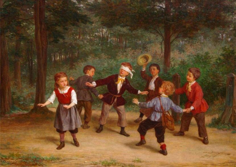 В «Полотняном заводе» возродят игры и забавы XIX века