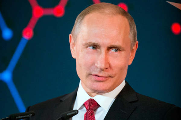 Президент РФ В. В. Путин одобрил проект «ЭТНОМИР»
