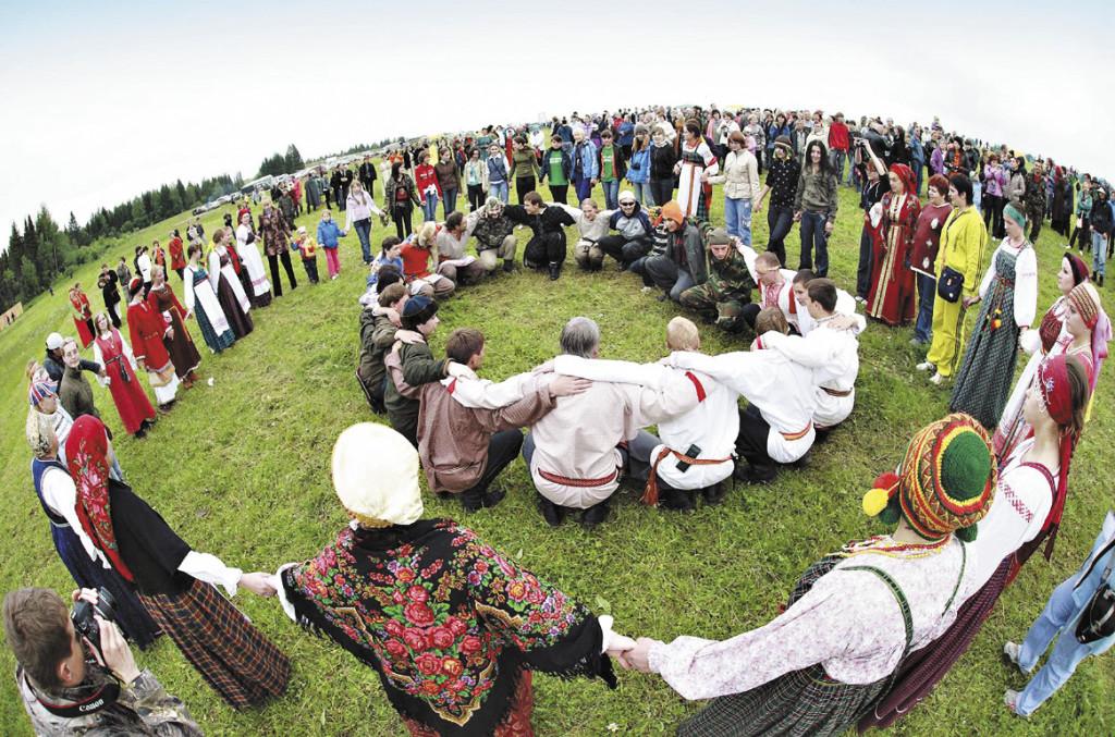 В Малоярославце пройдёт первый открытый Фестиваль национальных культур