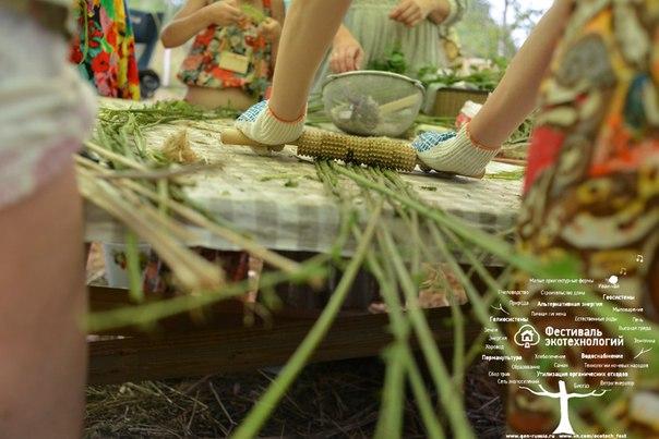 В начале августа в Этномире пройдёт 5-й фестиваль экотехнологий
