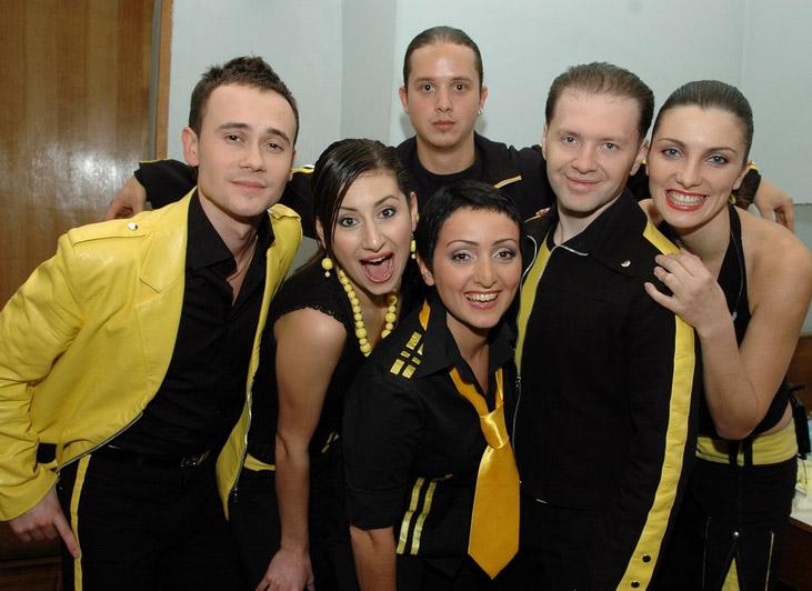 Впервые в городе на фестивале «Калужская осень» даст сольный концерт «A'capella ExpreSSS»