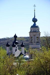 Казанский храм калуга