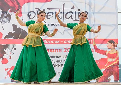23 июля на «Высоких берегах» пройдёт VI международный фестиваль восточных культур ORIENTALIA