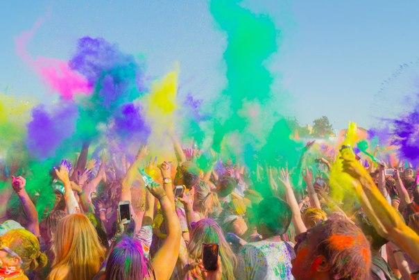 10 июля в Калуге пройдёт Фестиваль красок
