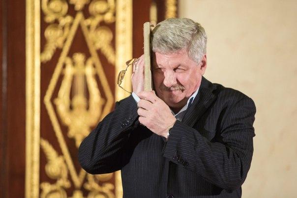Первый «Актёр и коврик» пройдёт с участием Александринского театра и Московского театра «Эрмитаж»