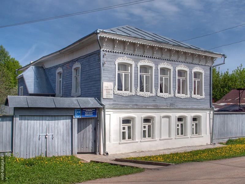 В День Боровска музей-квартиру К. Э. Циолковского можно будет посетить бесплатно