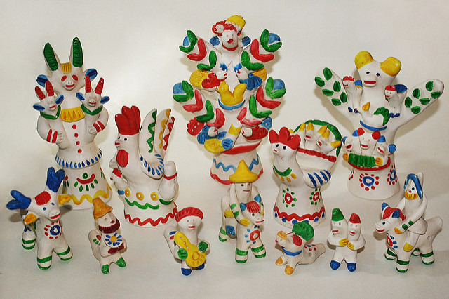 В сентябре пройдёт первый Межрегиональный фестиваль-конкурс «Хлудневский промысел»