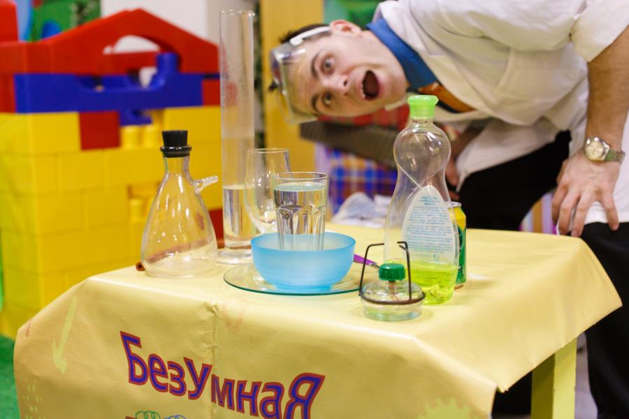 В Музее занимательных наук «Безумная лаборатория» можно пройти квест «Дедукция»