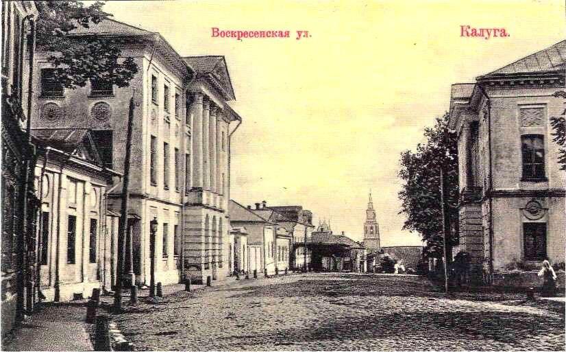 24 августа в день образования Калужского наместничества пройдёт бесплатная экскурсия по Калуге с дегустацией Калужского теста