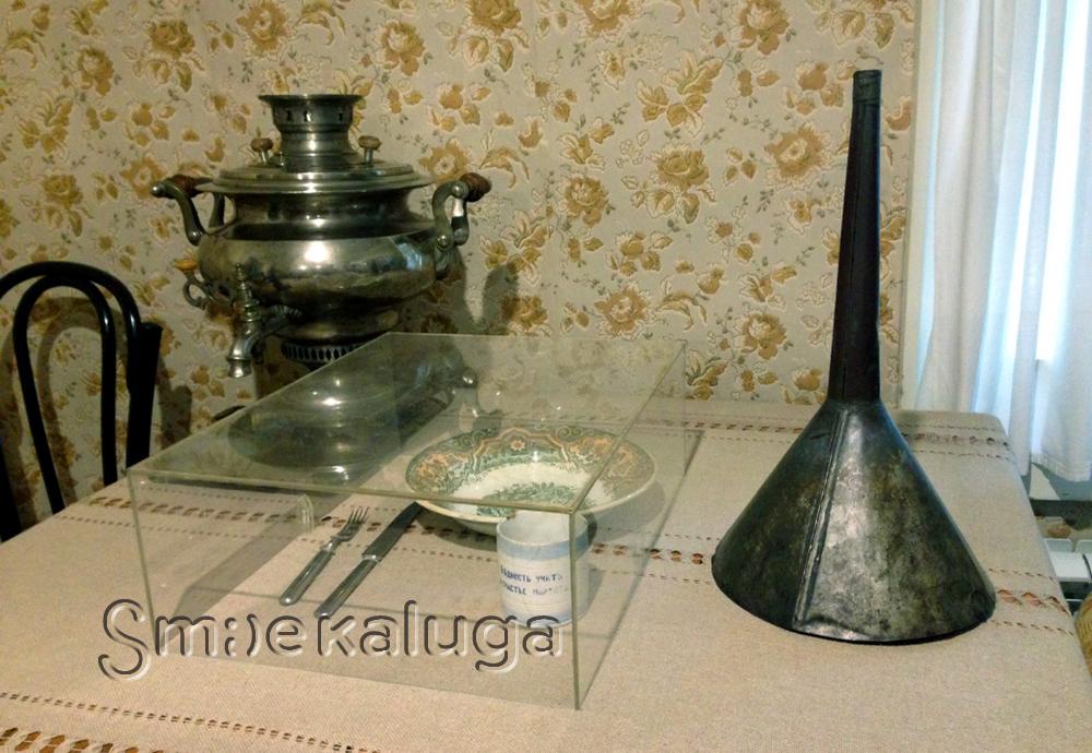 Музей онлайн: Как Циолковский создал «слухач»?