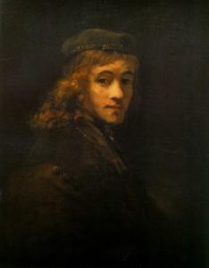 «Портрет сына Титуса ван Рейна» калуга