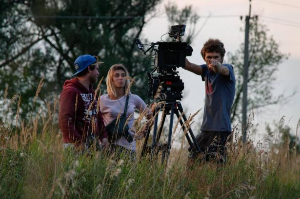 В Калужской области проходят съемки дебютного фильма Ивана Шахназарова «РОК»