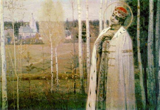 Зачем Нестеров создал второй вариант картины «Дмитрий – Царевич убиенный»?
