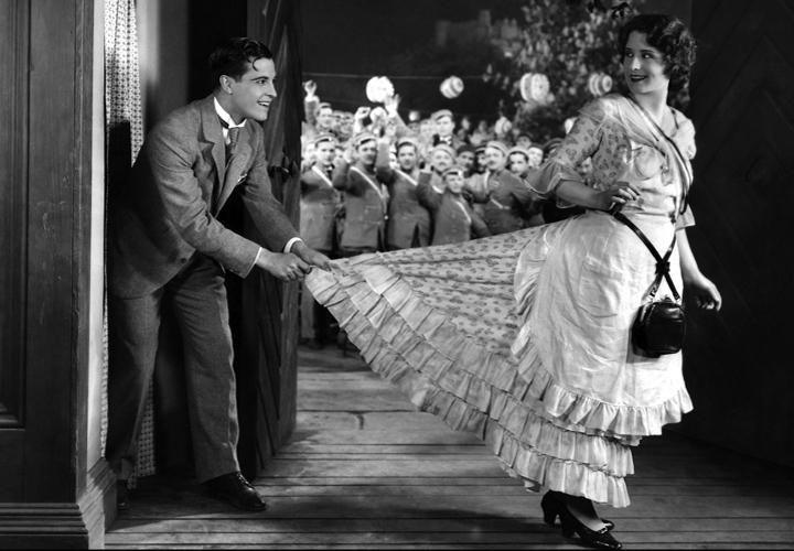 В рамках акции «Ночь кино» в Калужском музее изобразительных искусств пройдёт киносеанс старого немого кино