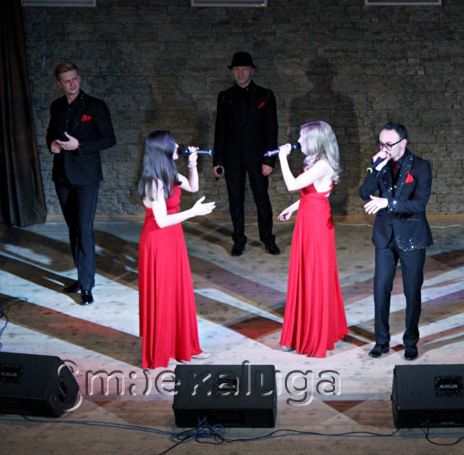 Калужский концерт группы «Акапелла Экспресс»: хиты и премьеры, уникальные аранжировки и битбокс