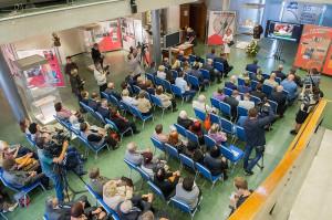 Торжественное мероприятие, посвящённое 80-летию Дома-музея калуга