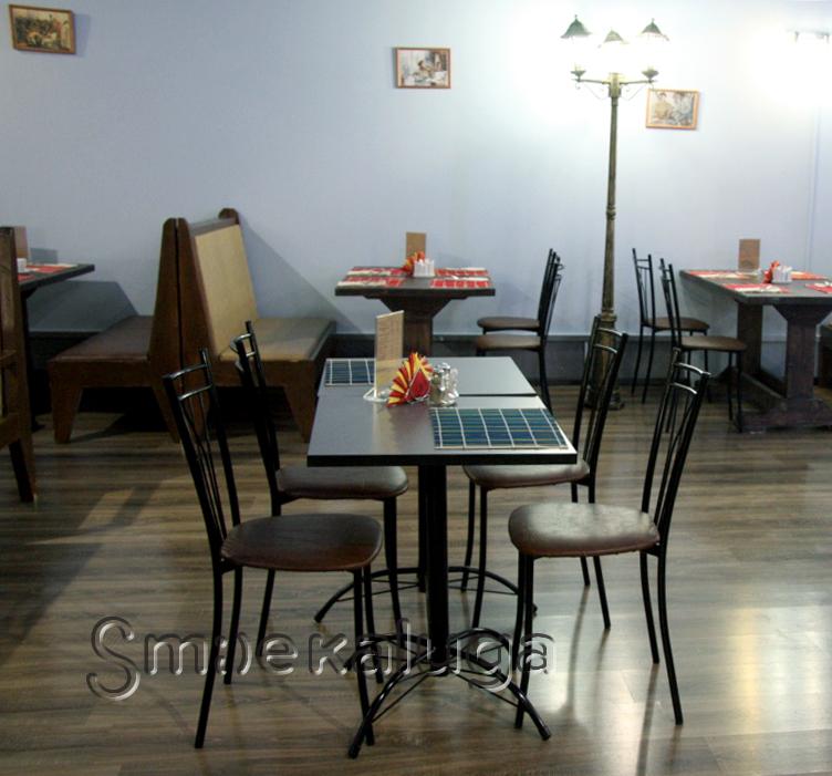 В новом кафе-вареничной «Хата» планируют запустить проект «Киноночи»