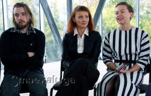 Андрей Головачёв, Светлана Маркелова, Ася Кузичкина калуга