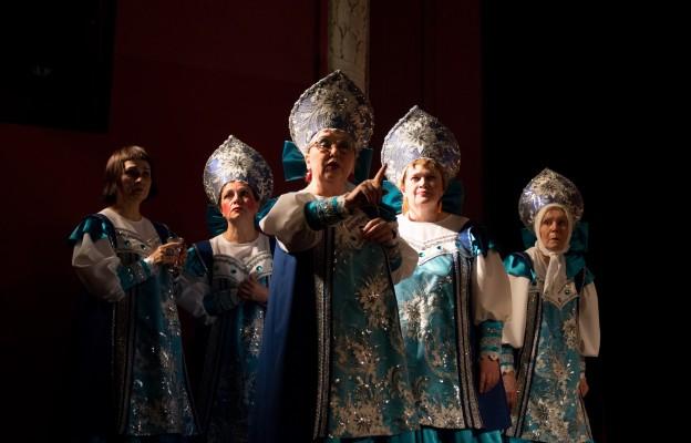 Комедия «Баба Шанель» в Калужском областном драматическом театре