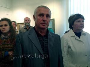 Виктор Кузин калуга