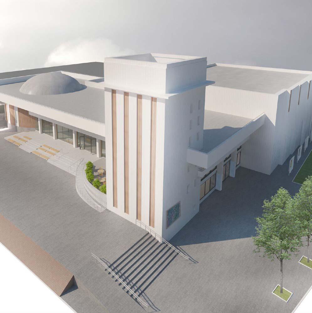 «Начинку» обновлённого комплекса кинотеатра «Центральный» обсудят на открытом оргкомитете
