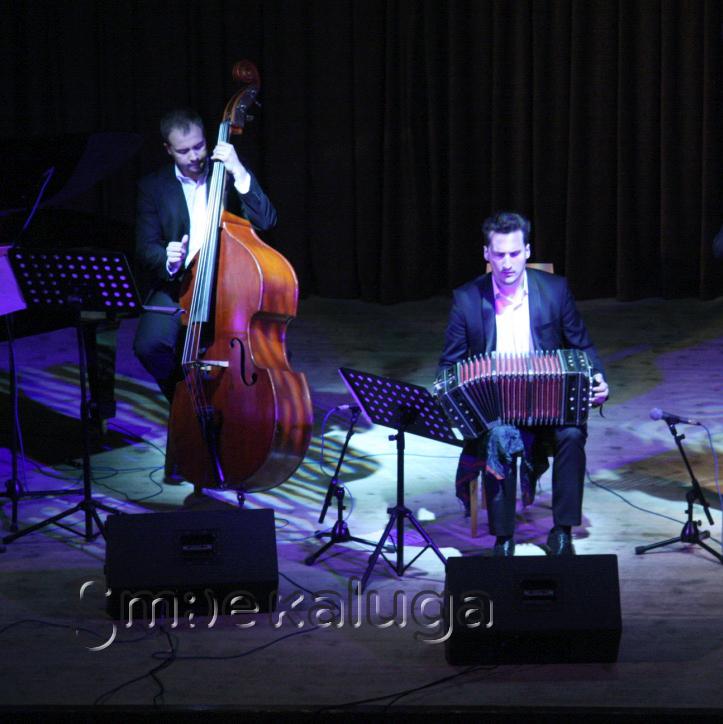 «Solo Tango orquesta»: расширенный состав и собственные сочинения