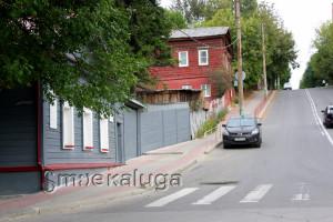Улица Циолковского калуга