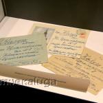 Конверты писем Воробьева к Циолковской калуга