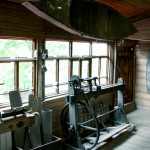 В Доме-музее Циолковского калуга