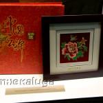 Памятный сувенир от первого китайского космонавта калуга