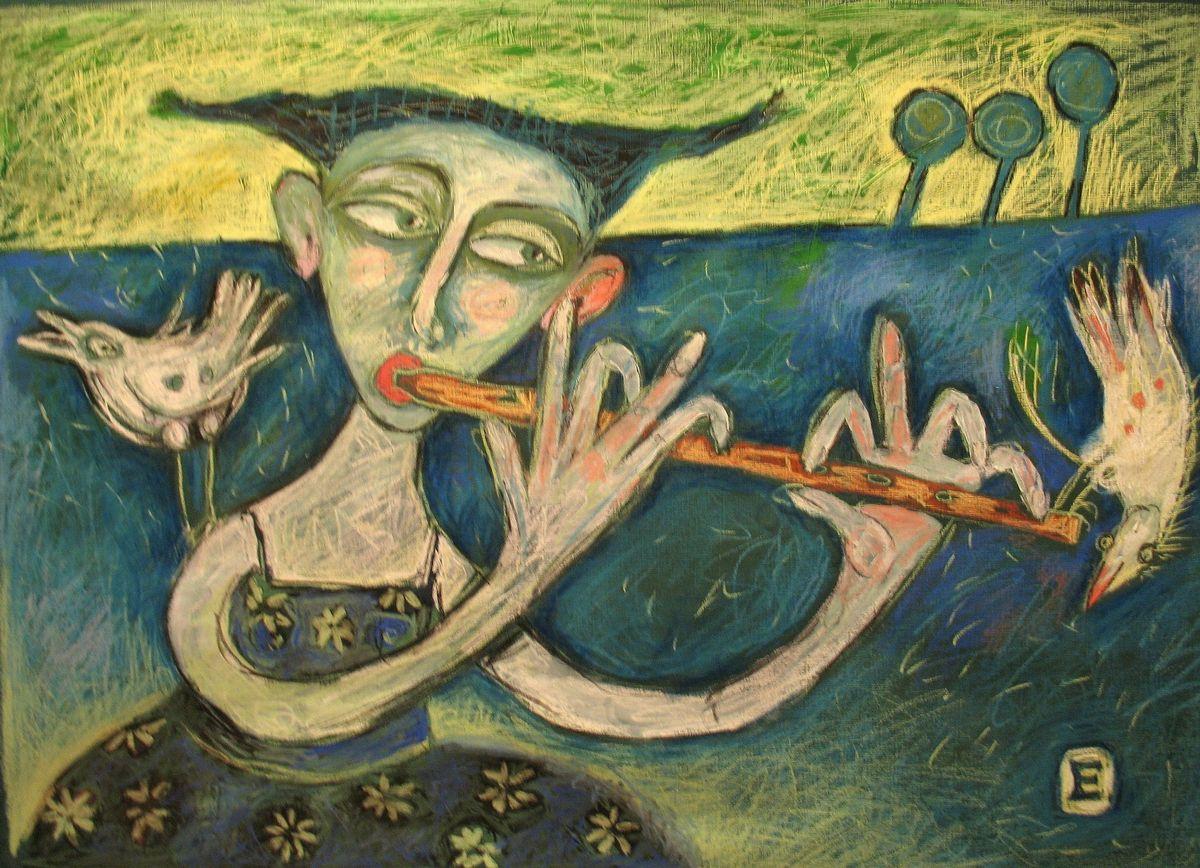 В рамках XI фестиваля «Калужская осень» в галерее Дома музыки пройдёт персональная выставка Елены Шумахер