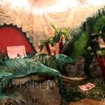 """На выставке """"Планета динозавров"""""""