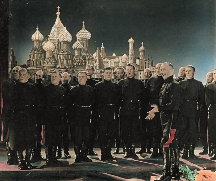 Встреча калужского филиала киноклуба «Русский путь»