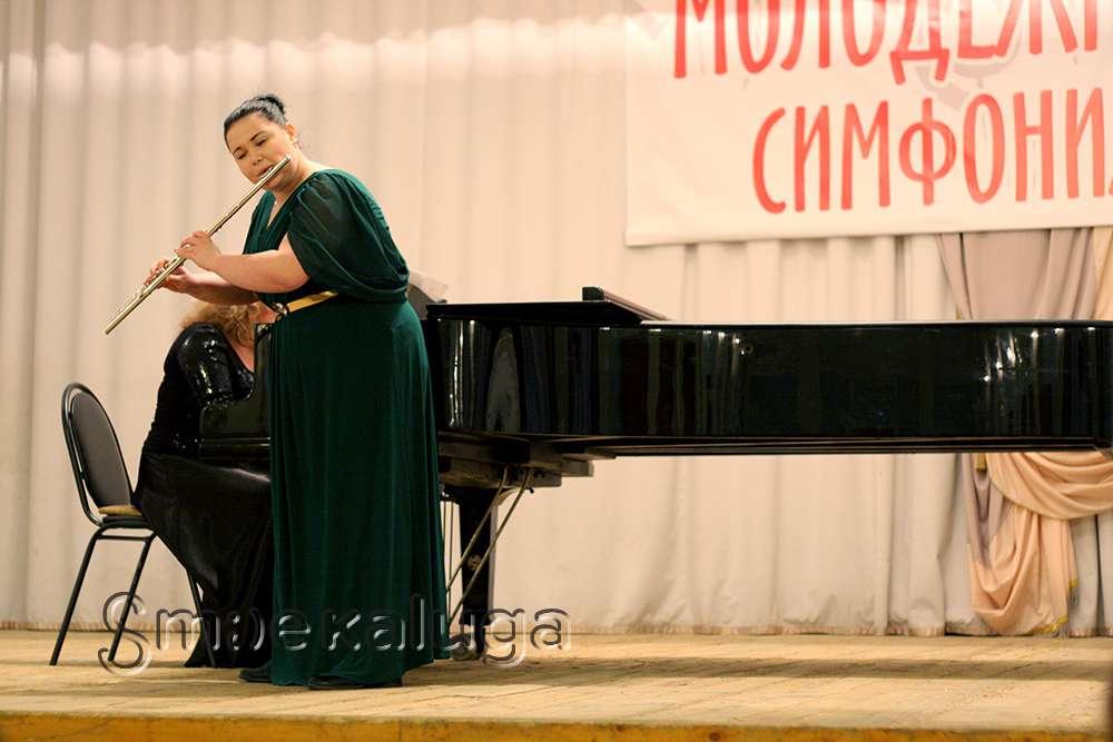 15 сентября пройдёт итоговый концерт фестиваля-конкурса «Молодёжная симфония»