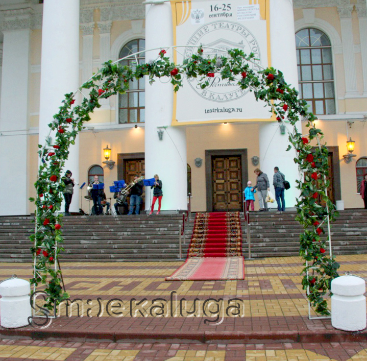 В Областном драматическом театре проходит VI фестиваль «Старейшие театры России в Калуге»