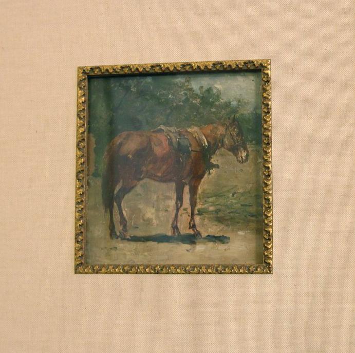 В Доме Батенькова открыта выставка картин художника-панорамиста Франца Рубо