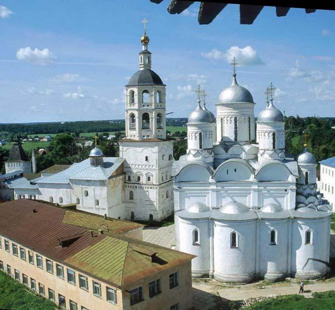 В День народного единства у стен Свято-Пафнутьева Боровского монастыря пройдёт исторический фестиваль