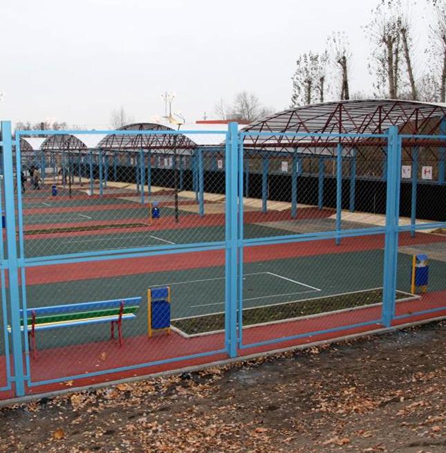 В Калуге открылся профессиональный Городошный центр