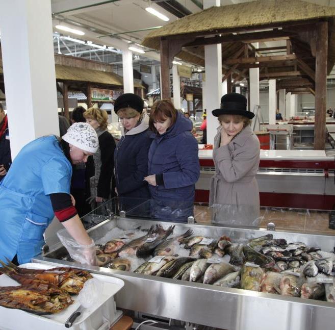 Открылся новый городской рынок «Калуга» площадью 8,5 тысяч квадратных метров