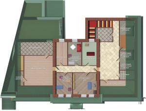 План третьего этажа калуга